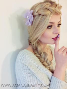MUA: AMANA BEAUTY HAIR: CELINE KENNETT PHOTOGRAPHY: AMANA BEAUTY