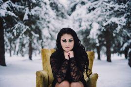 MAKEUP: AMANA BEAUTY MODEL: BROOKE FROM DEJAVU MODEL MANAGEMENT PHOTOGRAPHY: JOSHUA JERRID PHOTOGRAPHY